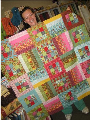 JELLY ROLL QUILTING PATTERNS « Free Patterns