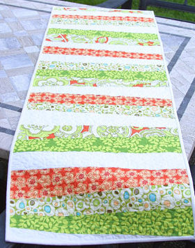 Table Runners - Patterns - AccuQuilt