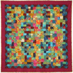 Scrap Quilts - free quilt patterns