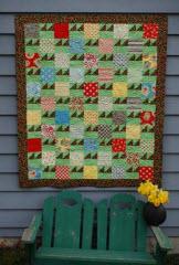 Free Batik Quilt Patterns   AllPeopleQuilt.com