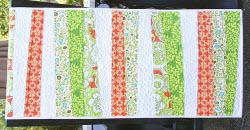 Table Runner Patterns, Christmas, Seasonal, Applique