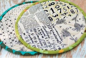 Free Cat Potholders Pattern - Free Vintage Crochet