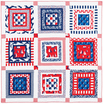 Quilt Patterns From Maple Island Quilts - Debbie Bowles