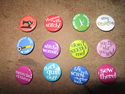 Sewing Quilting Buttons Hunter Craft Gossip Sewing