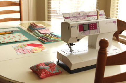 Sewing in Kitchen Tips Make it Do