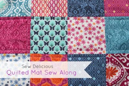 Qulted Mat Sew Along